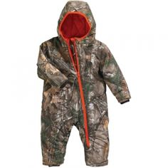 27eadc9e74b7 Find the Carhartt Infant Camo Snowsuit - Realtree Xtra by Carhartt at Mills  Fleet Farm.