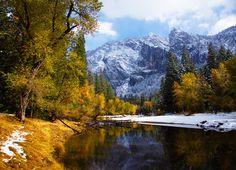 https://flic.kr/p/dXS7Cv | An Autumn Merced in Yosemite | Merced River, Yosemite National Park  Here's one from last November I hadn't gotten around to posting.  Good memories!   Thanks for visiting.