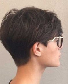 Long Pixie Hairstyles You will Love
