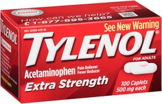 TYLENOL® Extra Strength | Johnson and Johnson Navy Exchange | Featured Brands | My Military Savings
