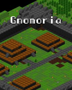About the Game Gnomoria is a sandbox village management game where you help lead a small group of gnomes, who have set out on their own, to thrive into a bustling kingdom! Anything you see can be broken down and rebuilt elsewhere. Craft items, build structures, set traps and dig deep underground in search of precious resources to help you... Management Games, Game Sales, Latest Games, Dig Deep, Sandbox, Craft Items, Small Groups, Gnomes, Search