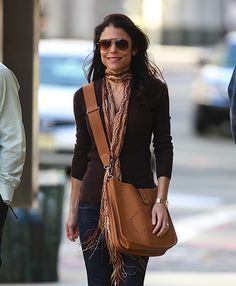 41f1184caedb I want her Evelyn bag... BAD. Black or this color is good