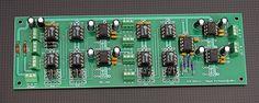 MS Matrix halverwege kant Encoder Decoder geassembleerd en getest PC Board voor het beheersen van de Audio