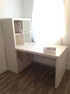 Ikea desk expedit