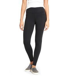 2ab1871c0e2ee Athleta Metro High-Waisted Leggings ($79) A high waist makes these ultra-