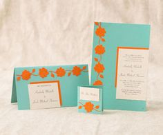 Do-It-Yourself Wedding Stationery  Check out 19 sets of beautiful, totally achievable, do-it-yourself wedding stationery.