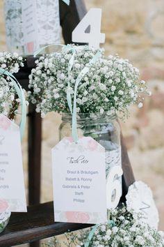 Moderne Prinzessin für einen Tag: Elegante Vintage-Hochzeit in Weiß und Mint @Fotografie Magdalena Kruse http://www.hochzeitswahn.de/inspirationen/prinzessin-fuer-einen-tag-elegante-vintage-hochzeit-in-weiss-und-mint/ #vintage #detail #decor