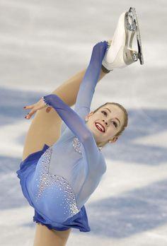 Gracie Gold in 2014 Prudential U.S. Figure Skating ...Gracie Gold Skating Dresses