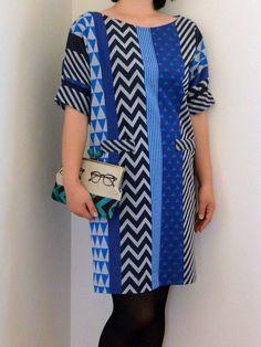 ドルマンスリーブ ワンピース | コッカファブリック・ドットコム|布から始まる楽しい暮らし|kokka-fabric.com