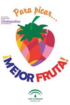 Para picar.... mejor fruta. Plan integral de atención a las cardiopatías de Andalucía