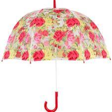 Royal Rose Birdcage Umbrella
