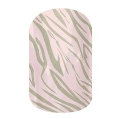 Neutral Tiger.  Doesn't this match your bridesmaids dresses @Jessica Simundson  Www.cindallangley.jamberrynails.net