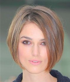 Hairstyles For Fine Hair Double Chin