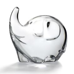 Escultura Elefante Minimals, Baccarat, 2610096, Designer: Wan Ya Hui