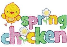 Spring Fever 1 - 2 Sizes! | Spring | Machine Embroidery Designs | SWAKembroidery.com Bunnycup Embroidery