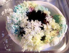 Home Chemistry: Salt Crystal Trees