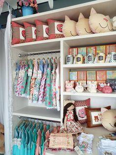 Loja Amelie Mundo Infantil #moda #Fashion #window #kids @infantil #vestido #fofo #loja #modainfantil #store #lindo #flower #vitrine #roupas