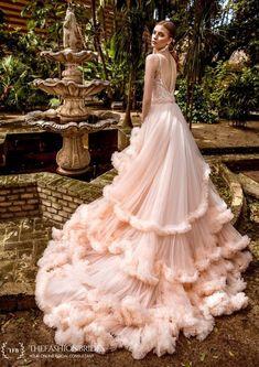 f55adc7e295 Maria Salas 2019 Spring Bridal Collection
