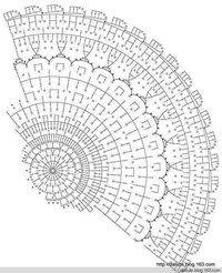 Bildergebnis für mandalas tejidos al crochet patrones Free Crochet Doily Patterns, Crochet Mat, Crochet Doily Diagram, Crochet Vest Pattern, Crochet Circles, Thread Crochet, Crochet Shawl, Crochet Doilies, Crochet Tablecloth