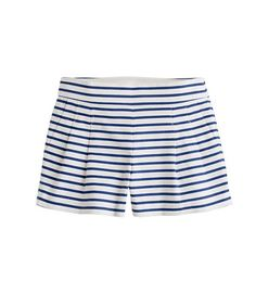 Crew for the Pleated short in nautical stripe for Women. Find the best selection of Women Shorts available in-stores and online. Nautical Shorts, Nautical Outfits, Nautical Stripes, Nautical Clothing, Chic Clothing, Fashion D, Fashion Games, Pleated Shorts, Striped Shorts