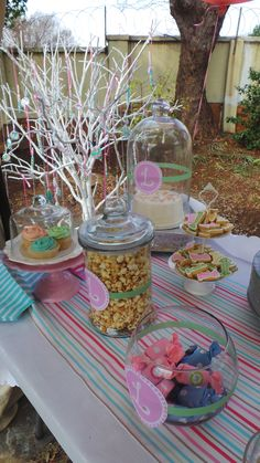 Candy Table/ Lollipop Tree