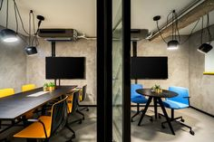 Samsung NEXT Office by EN Studio , Tel Aviv – Israel » Retail Design Blog