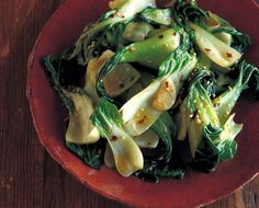 """5 Ways with Bok Choy - """"Bok choy ranks right up at the top of any """"super foods"""" list – but many of us are at a loss when it comes to cooking with it. Here are five delicious ways to enjoy this dark, leafy green!"""""""