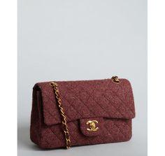 Chanel — Vintage Chain Strap Shoulder Bag