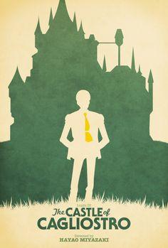 Lupin III: The Castle of Cagliostro - Hayao Miyazaki