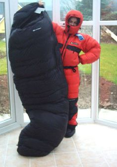 Winter Suit, Winter Gear, Down Sleeping Bag, Sleeping Bags, Down Suit, Moon Boots, Bib Overalls, Snow Pants, Canada Goose Jackets