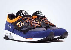 New Balance 1500 – Purple – Black – Orange