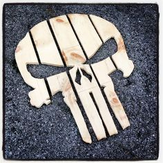 Punisher chair back