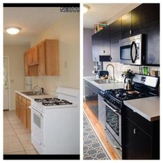 My Before + After Kitchen Renovation - The Reveal! | Blog- The New Black