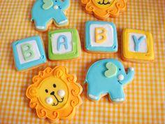 butter hearts sugar: Baby Shower Onesie Cookies