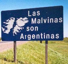 Rompiendo Muros: MALVINAS  ARGENTINAS!!!