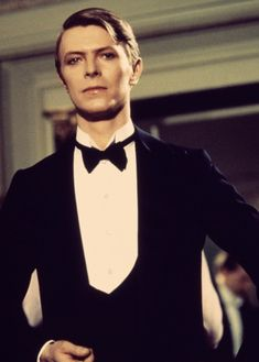 """David Bowie in """"Just a Gigolo,"""" 1978"""