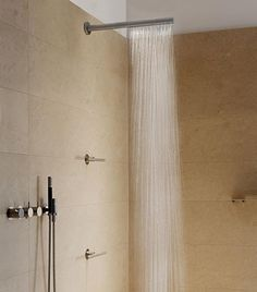 080ST: Head shower, 500 mm.