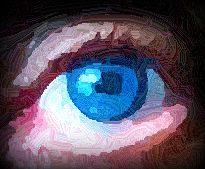 My eye, my eye! ART BY BENTNWASTED