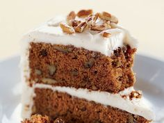 Add some citrusy zing to traditional carrot cake by adding orange zest and orange juice to the batter before baking. For an extra punch...