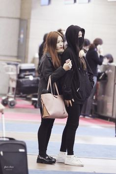 Joy n Yeri - 151102 Incheon