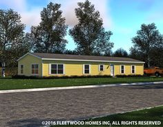 Eagle Trace II 28764N|Fleetwood Homes