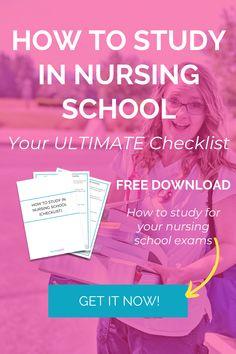 Nursing Student Tips, Best Nursing Schools, Nursing School Notes, Nursing Tips, Nursing Students, Ob Nursing, Medical Students, Nursing School Motivation, Medical Careers