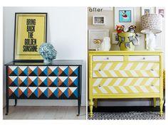 Comment relooker ses meubles de famille ?