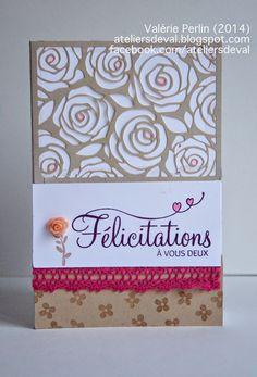 Your Perfect Day Les Ateliers de Val: Carte de félicitations pour jeunes mariés