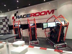Time to go challenge your buddies! @RaceRoom Kuwait #nice