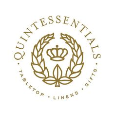 Quintessentials Logo by Stitch Design