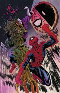Spider man död och dating