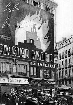 Búscame en el ciclo de la vida: 274. Orden de evacuación de Madrid.