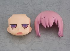 AmiAmi [Character & Hobby Shop] | Nendoroid More - Learning with Manga! Fate/Grand Order Face Swap (Shielder/Mash Kyrielight)(Pre-order)