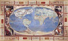 В первый раз технику чистой фрески описал в 1447 г. Ченнино Ченнини. Одним из  I-х циклов, исполненных в этой технике, историки искусства ...